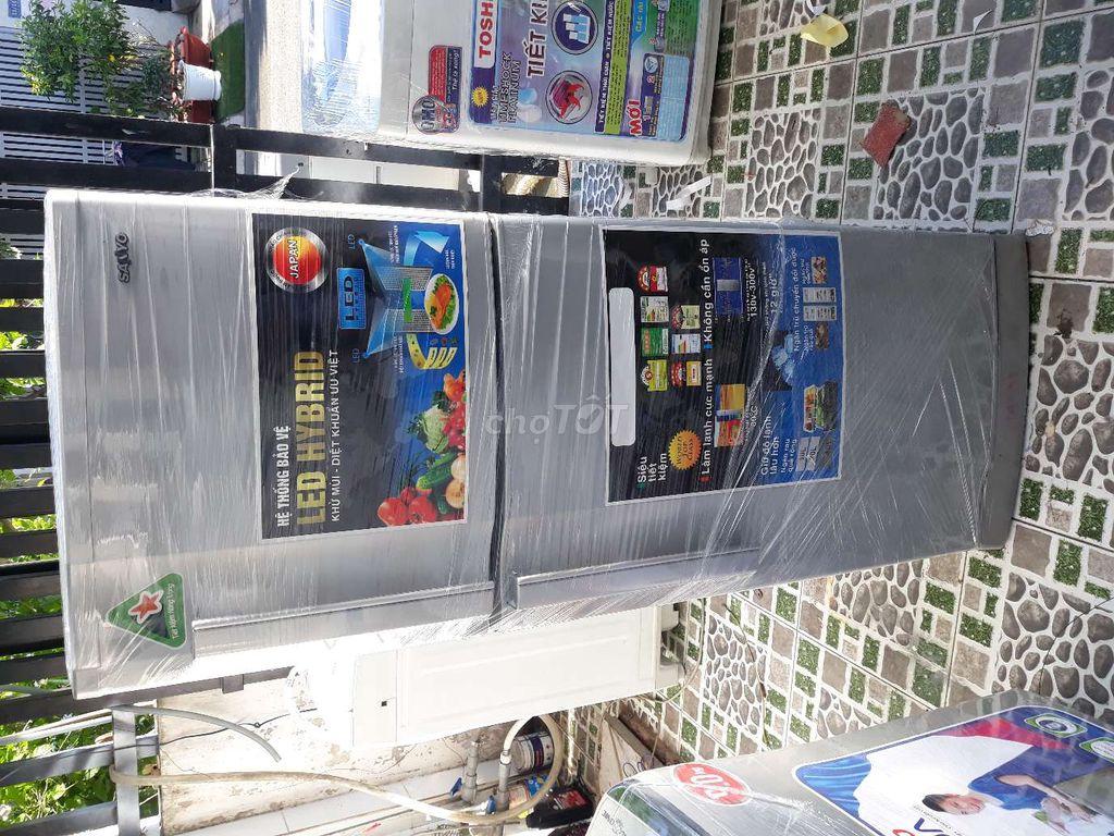 0939607304 - thanh lý tủ lạnh SANYO 200Lit như hình