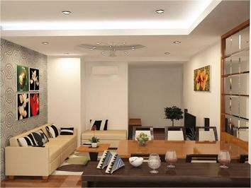 Chung cư Ruby Garden 90m² 2PN, nhà mới đẹp