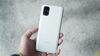 Samsung Galaxy M51 Trắng còn bảo hành tới 2/2022