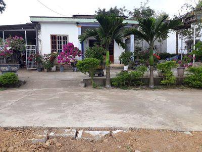 Bán lô đất xây nhà vườn 2 mặt tiền hoà phú