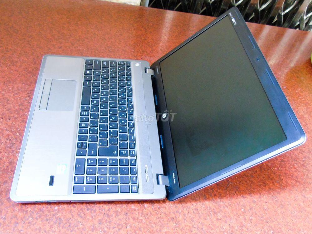 HP Probook 4540s i5 3320M/4GB 15.6in BH dài + Cặp
