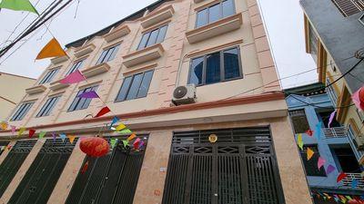 Nhà 4T 36m2 ngõ 1022 Quang Trung giá 1,86 tỉ