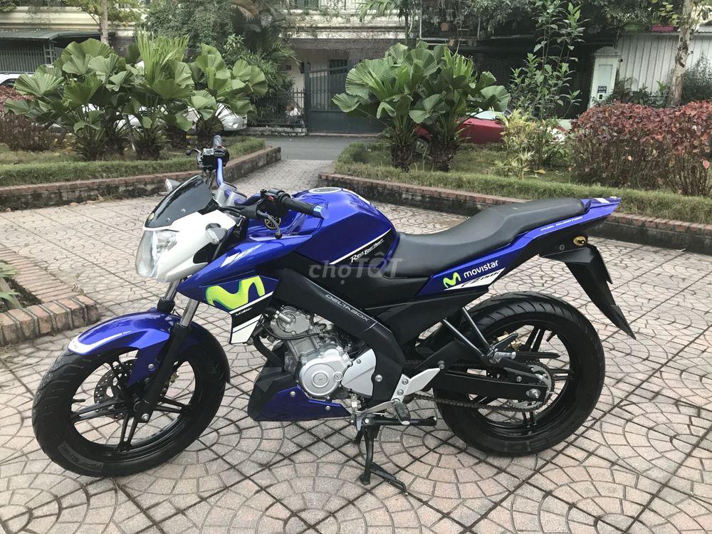 Yamaha FZ 150i màu xanh Movistar chính chủ-2019 - Chợ Tốt