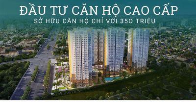Căn hộ cao cấp Biên Hòa Universe Complex 74m² 2PN