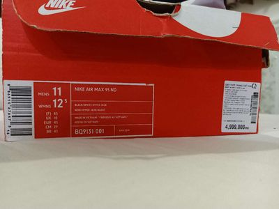 Nike air max 95 have a nike day size 45