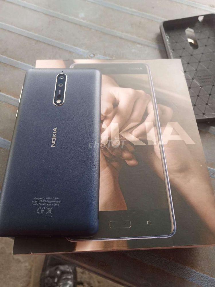 Nokia 8 cấu hình cao