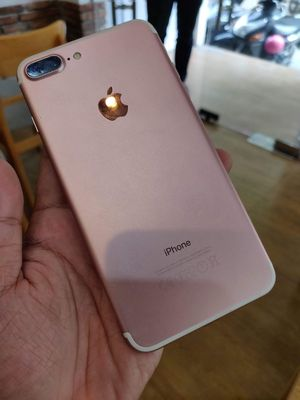 iPhone 7 plus Hồng 128gb