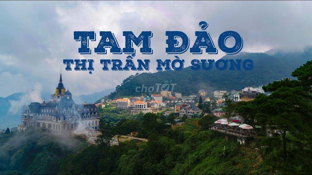 tam đảo thị trấn mù sương