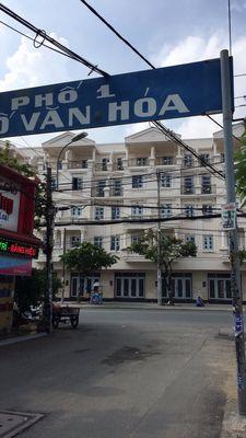Nhà 4,3*14,5m 1 lầu ngay Lottemart Gò Vấp