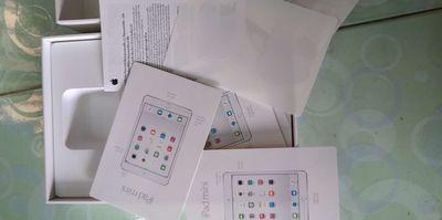 Ipad Mini 4 wifi 16g cam kết ko vết trầy.