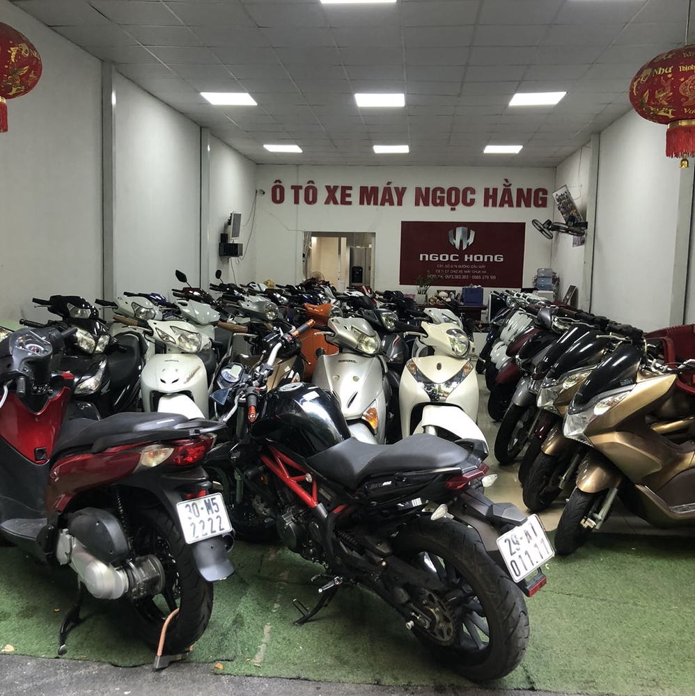 Cửa hàng Xe Máy Ngọc Hằng Phát
