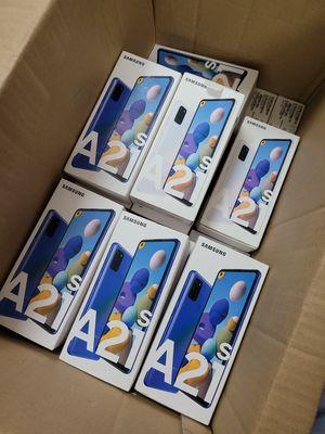 Samsung A21s(3/32G)mới chưa qua sử dụng Bh 12thang