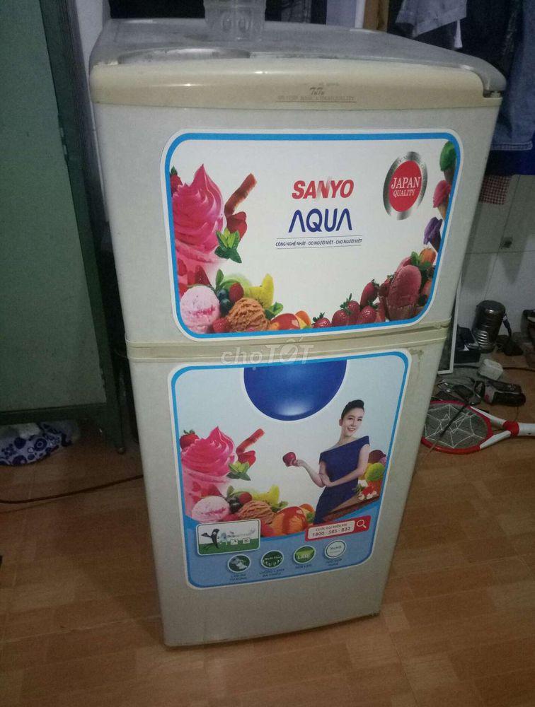 tủ lạnh sanyo 112L