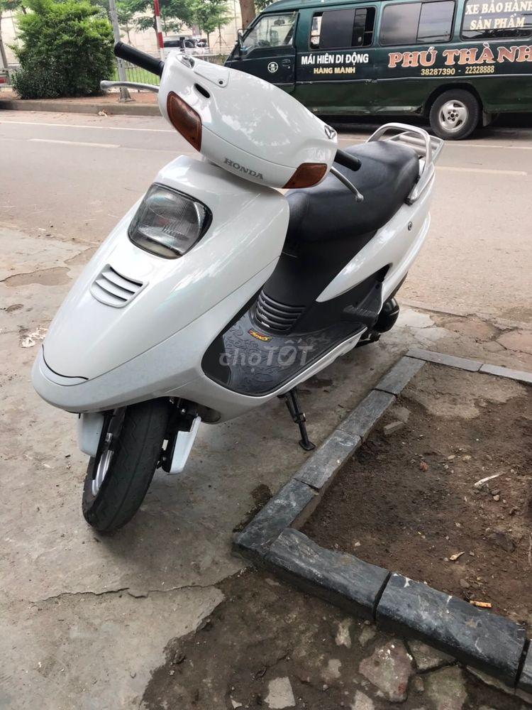 Honda spacy màu trắng chính chủ biển 5 số