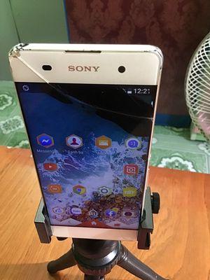 Sony XA hỏng màn