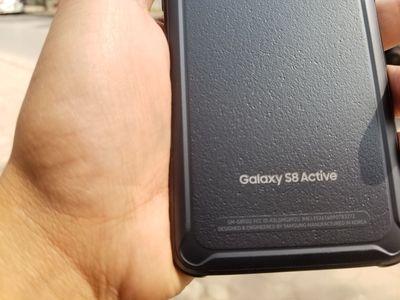 Samsung S8 Active Siêu bền - Bất Tử-Độc Lạ- 64Gb