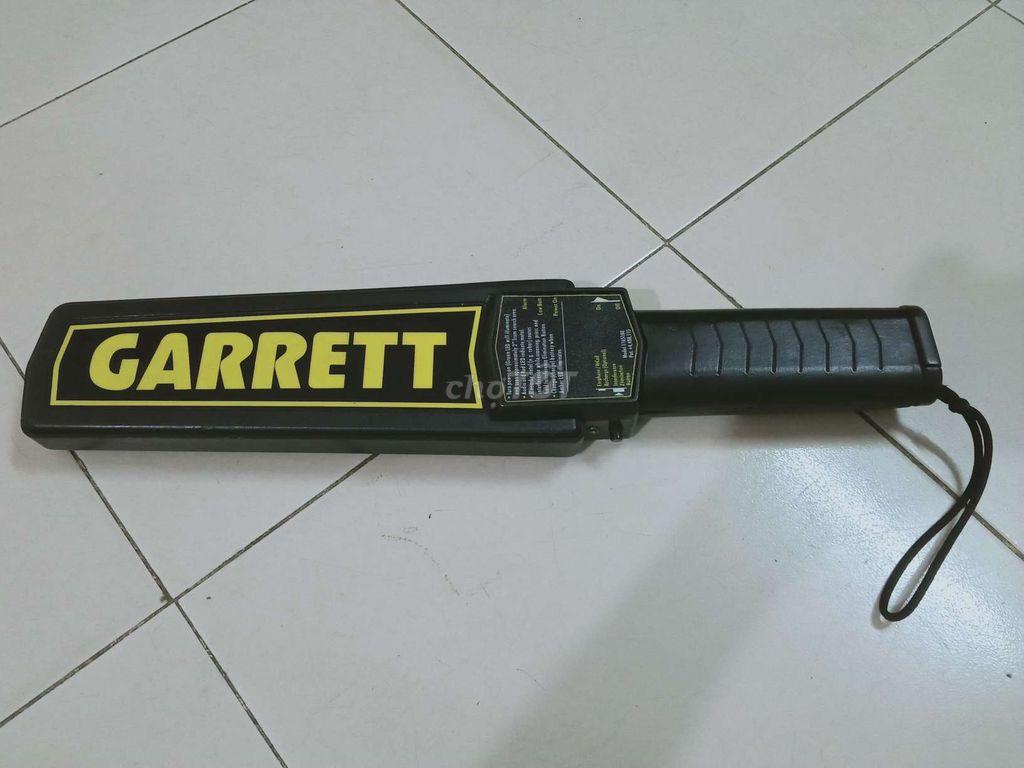 0523126480 - Rà kim loại GARRETT