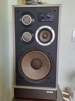 Loa pioneer csf900