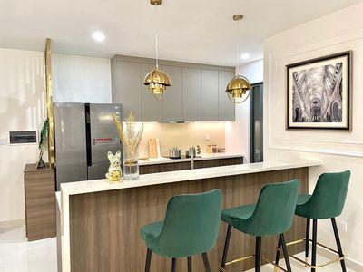Thanh toán 420 triệu sở hữu căn hộ 3PN - 2WC