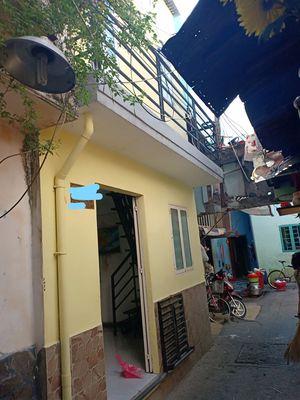 Nhà 40m,Sổ Hồng,Gần Cầu Nguyen Tri Phương.1ty990tr
