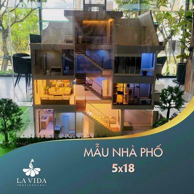Mở bán đợt cuối khu nhà phố, Lavida Residences