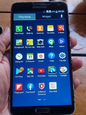 Samsung Galaxy Note 3, 32 GB, 2 sim, 1.050.000đ