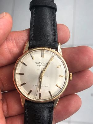 Đồng hồ seiko crown special 23j