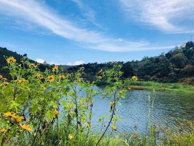 Sở hữu lô đất view hồ nằm ngay xã Xuân Trường