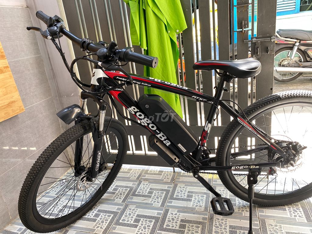 Xe đạp leo núi chạy điện