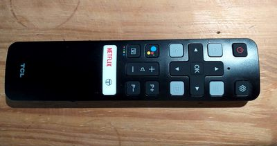 Khiển Giọng Nói Tivi (Smart TCL Netflix ) Theo máy