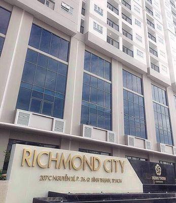 Căn hộ cao cấp Nguyễn Xí Bình Thạnh của Hưng Thịnh