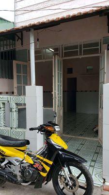 Bán gấp căn nhà mặt tiền Bình Nhâm DT 3x15 950tr