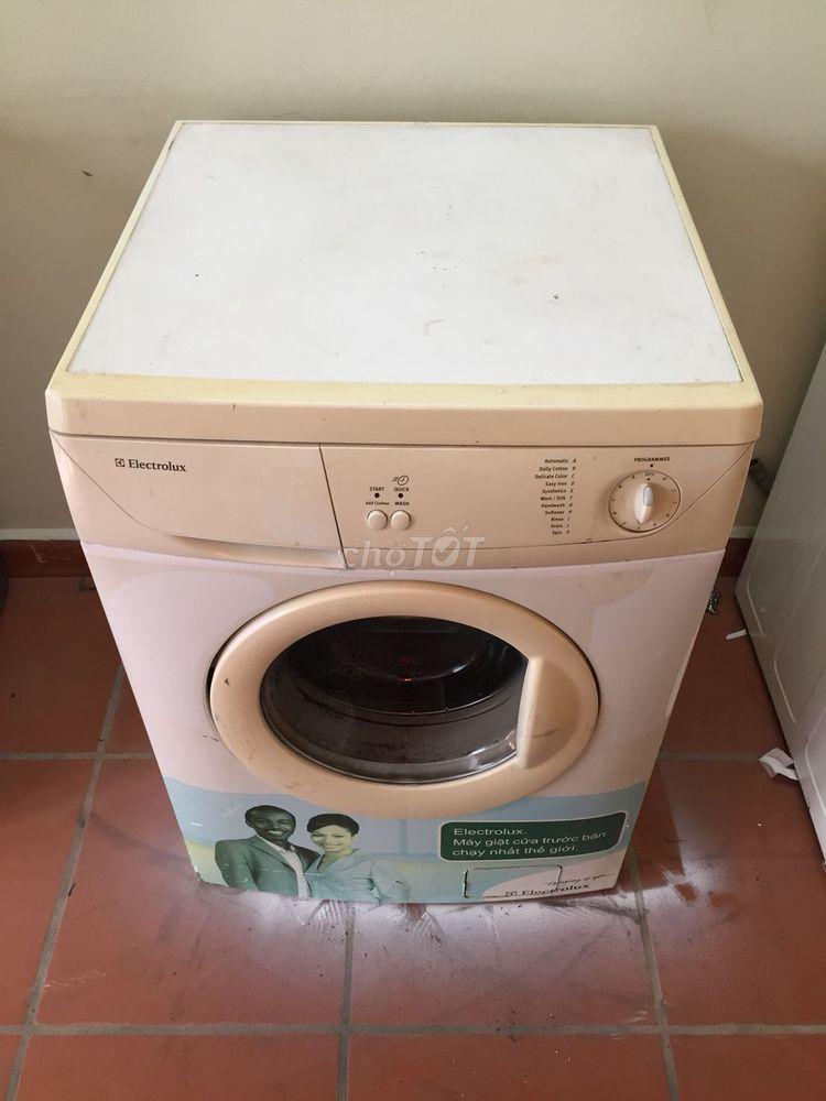 dòng máy giặt electrolux zin 100% 6, 4 kg mới 85%