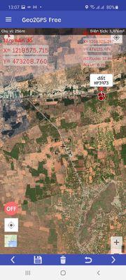 Đất Chính chủ Đường 715 gần sân bay phan thiết