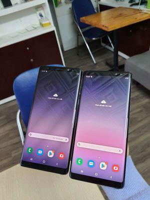Samsung Note 8 Đen bản Hàn Quốc 2 sim 64gb