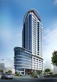 Chung cư Star Tower (Tòa tháp Ngôi Sao) 158m² 4 PN