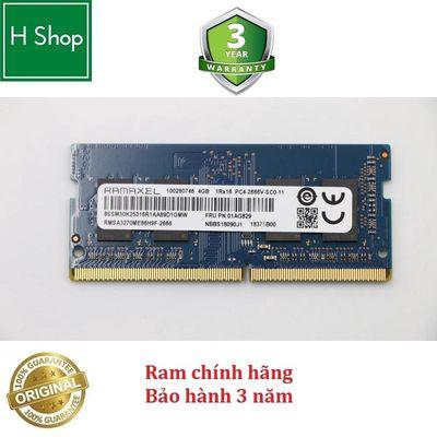 Ram laptop 8GB DDR4 (PC4) bus 2666, BH 3 năm