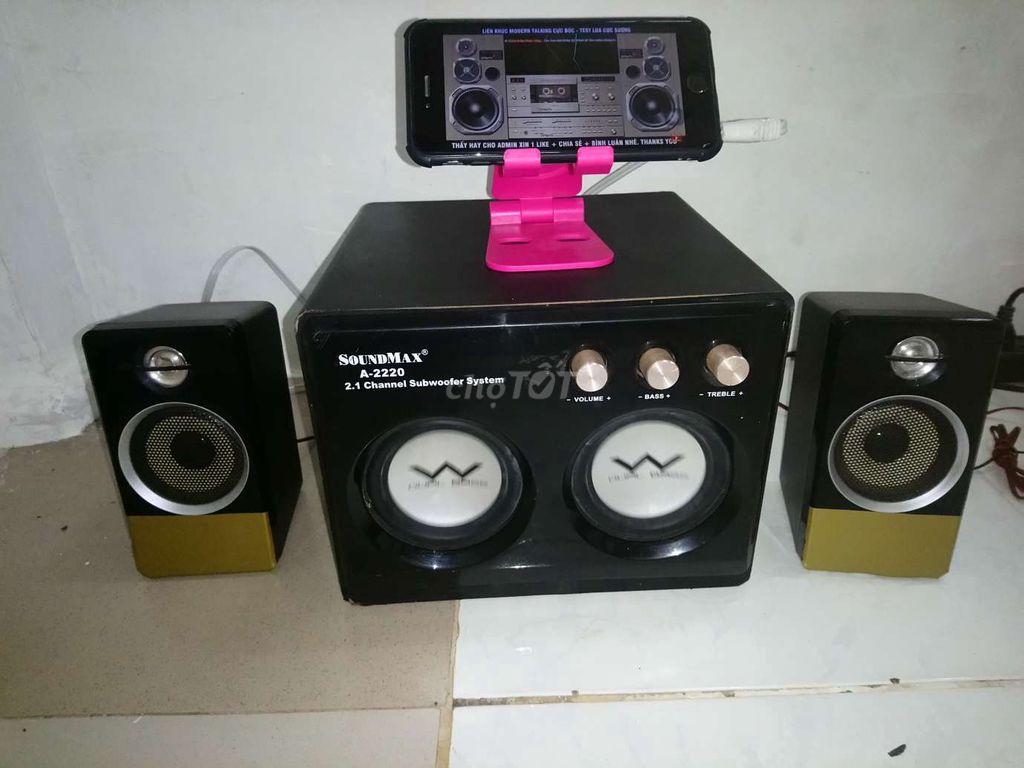 Loa vi tính Soundmax A -2220