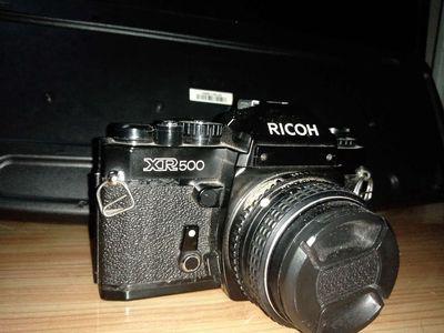 Máy Ảnh Phim Ricoh XR500 kèm lens 50mm