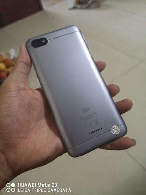 Xiaomi Redmi 6A Bạc 16 GB chính hãng