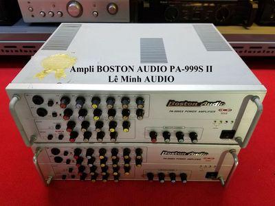 🍎 Amplifier BOSTON PA-999SII hàng bãi