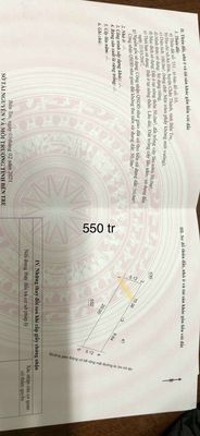 Nền mặt tiền 113m2-an hoá,châu thành,bến tre,