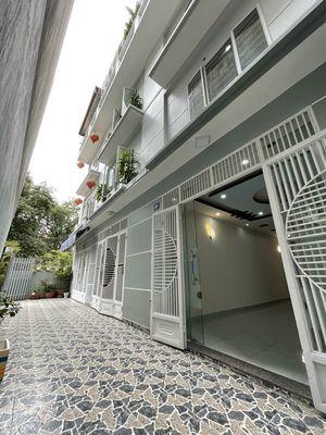 Nhà 4 tầng 46m2 đường Phương Lưu, Ngô Quyền,HP