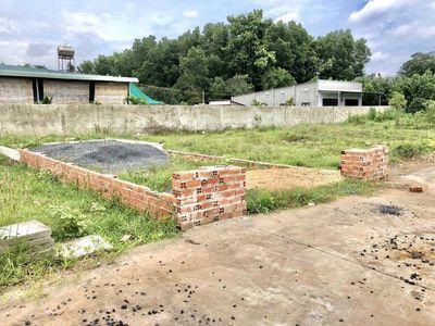 Bán lô đất mặt tiền xã Long an-Long thành 520triệu