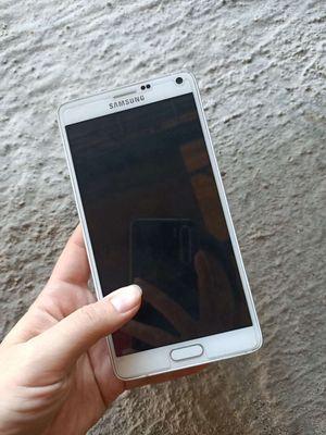 Samsung Note 4 ram3 bộ nhớ 32gb c hãng gl