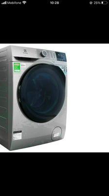 Máy giặt Electrolux inverter 9kg EWF9024ADSA. NEW