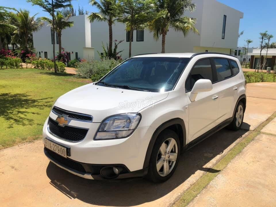 Chevrolet Orlando 2012 Tự động