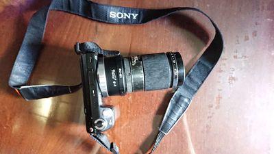 Sony nex 5n và len mf 135F3.5