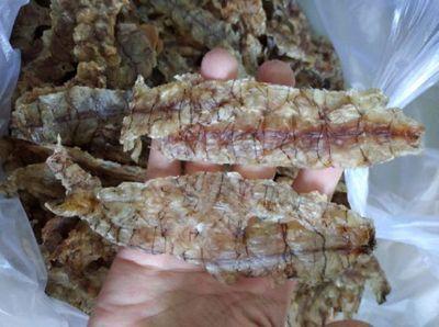 Cá Khô Một Nắng: cá dứa, cá đù, cá bóng kèo,..
