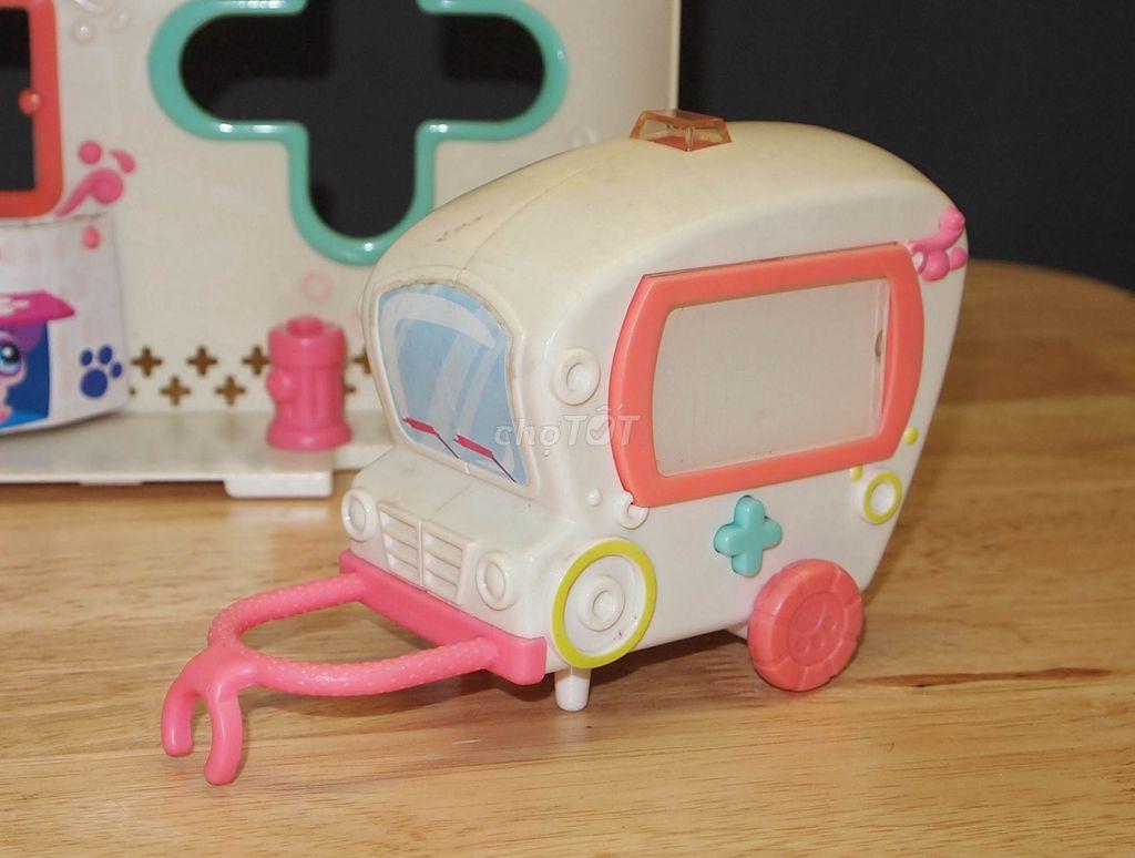 0901246388 - Đồ chơi búp bê LPS Littlest Pet Shop của Hasbro Mỹ